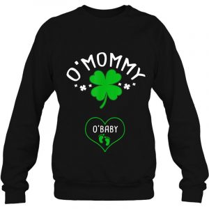 Omommy Obaby Four Leaf Clover Version Tshirts - 4